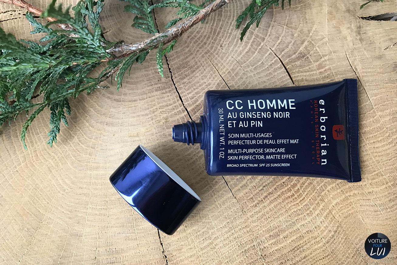 CC Cream Homme