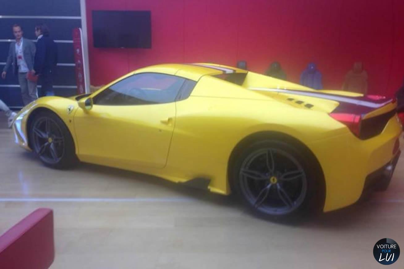 Ferrari 458 Spider Special