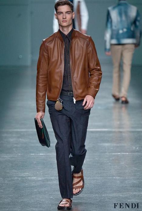 sandales en cuir costume la tendance 2015 mode With tendance mode homme été 2015