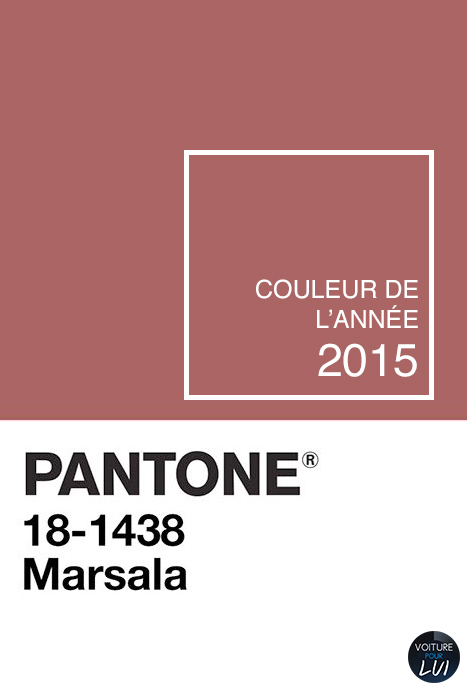 marsala couleur pantone de l 39 ann e 2015 mode masculine. Black Bedroom Furniture Sets. Home Design Ideas