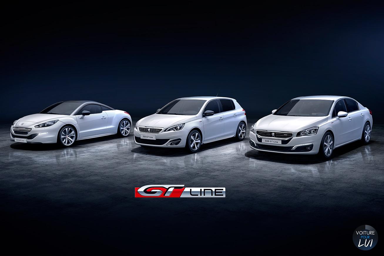 Peugeot GT LINE photo