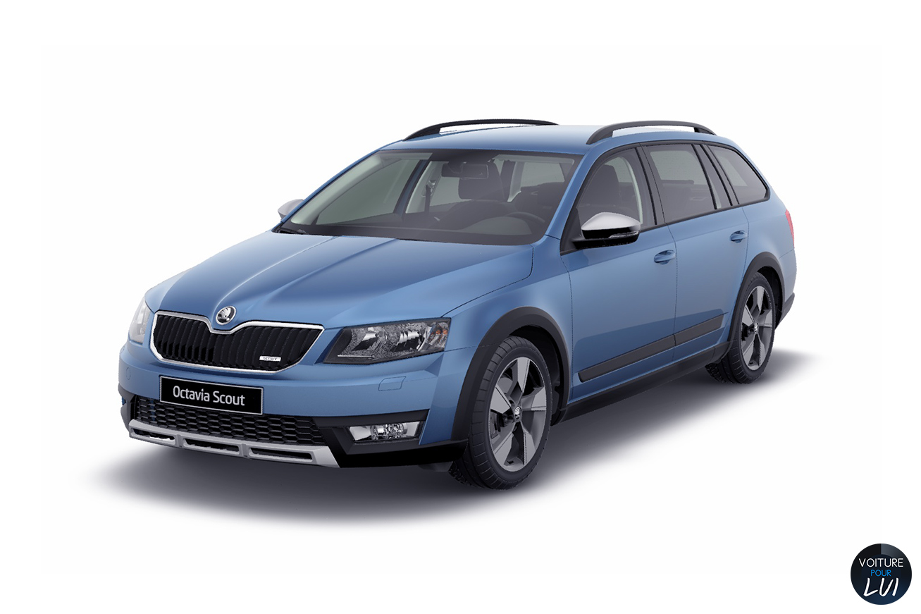 la skoda octavia scout d voile ses prix. Black Bedroom Furniture Sets. Home Design Ideas
