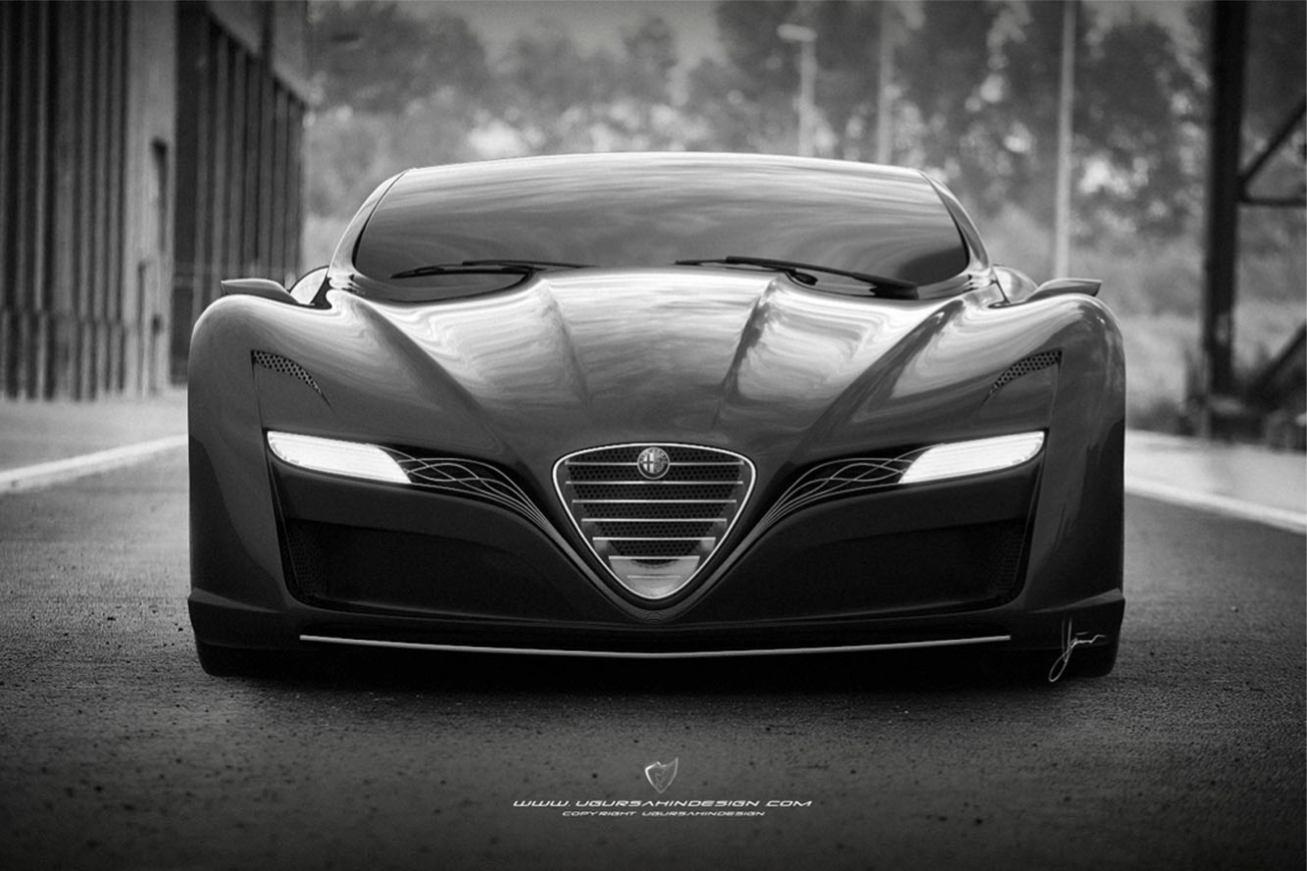 Les nouvelles photos de : 12C-GTS-Concept