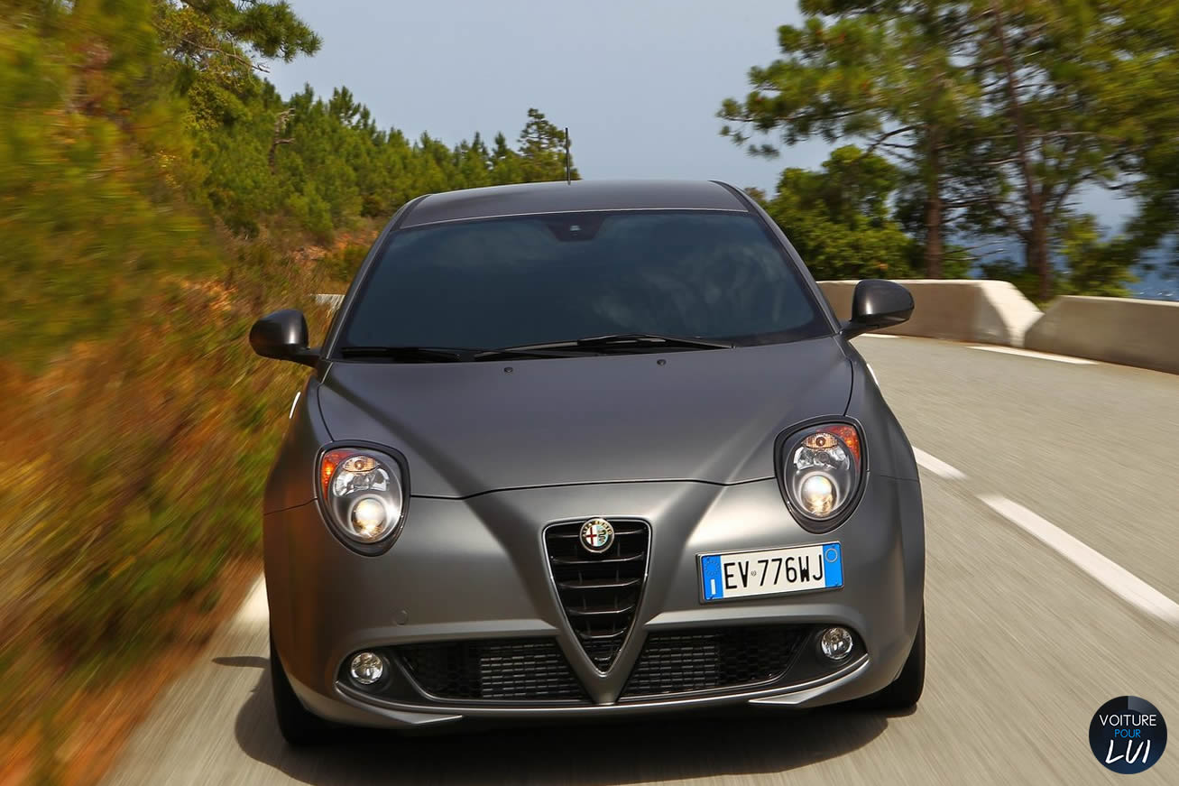 image alfa romeo mito quadrifoglio verde 2015 voiture. Black Bedroom Furniture Sets. Home Design Ideas