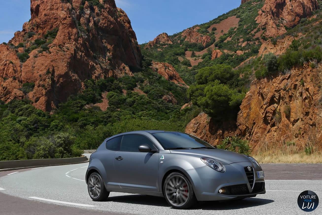 Alfa Romeo MiTo Quadrifoglio Verde 2015