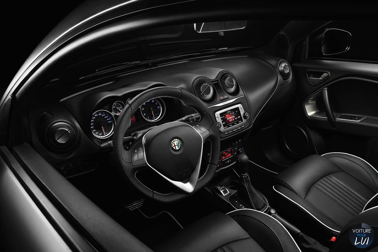 photos alfa romeo mito quadrifoglio verde 2015 2015 numero 20. Black Bedroom Furniture Sets. Home Design Ideas