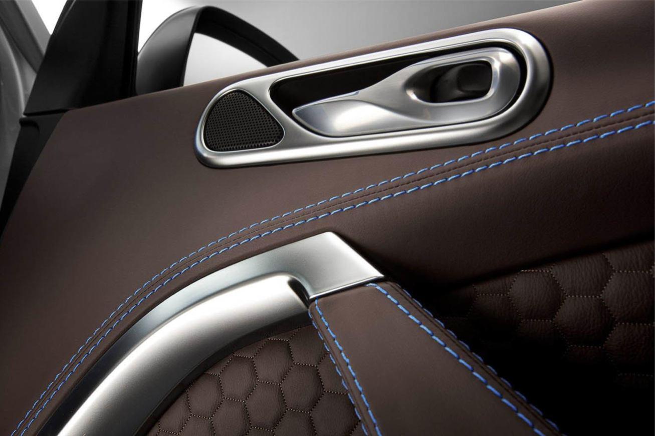 Aston Martin Cygnet by Colette