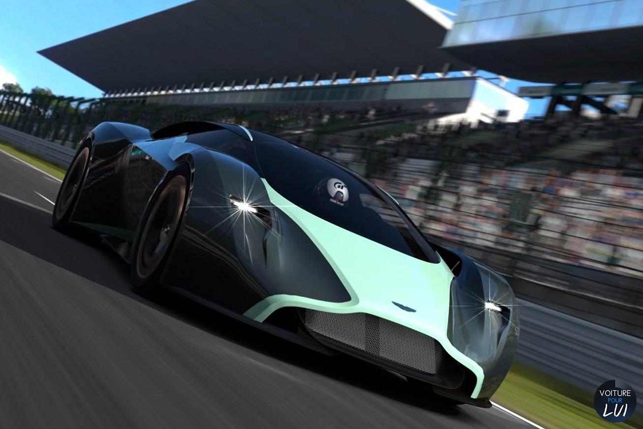 DP 100 Vision Gran Turismo Concept
