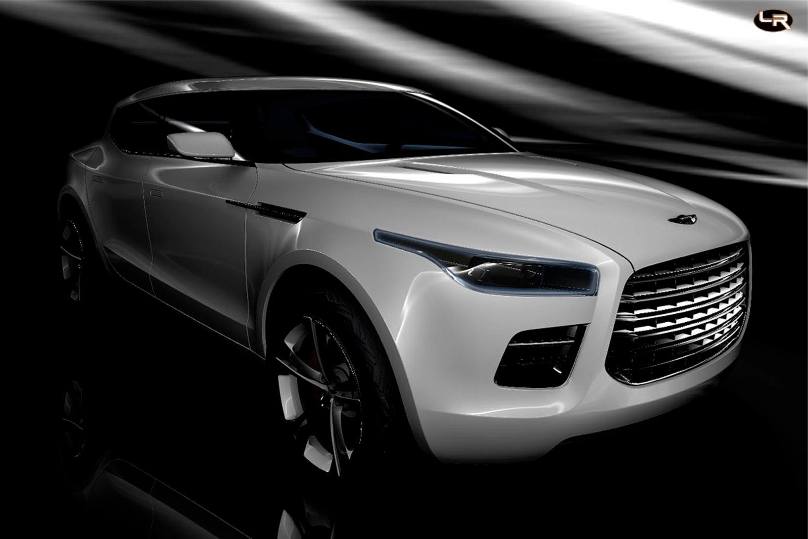 Les nouvelles photos de : Lagonda-Concept