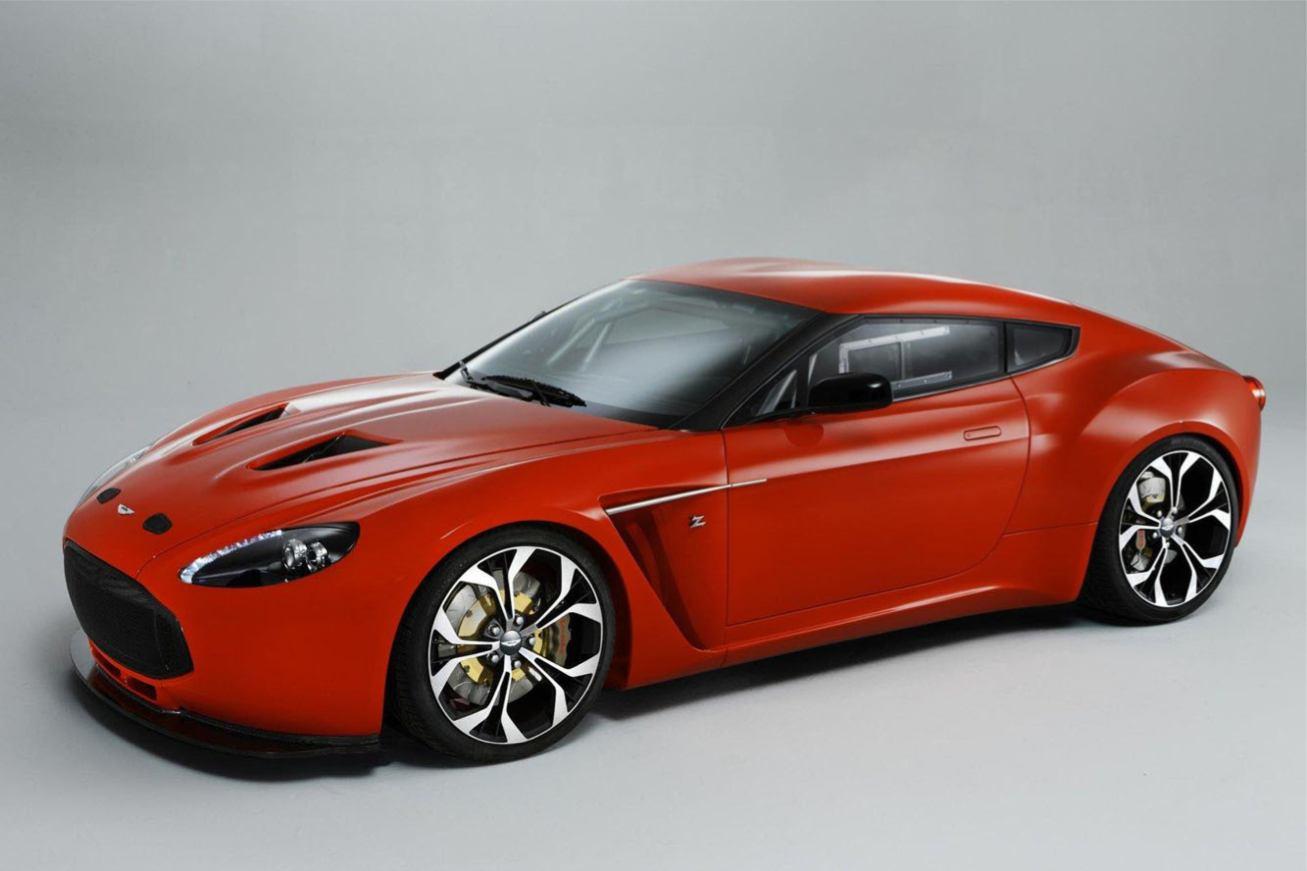 Les nouvelles photos de : V12-Zagato-Concept