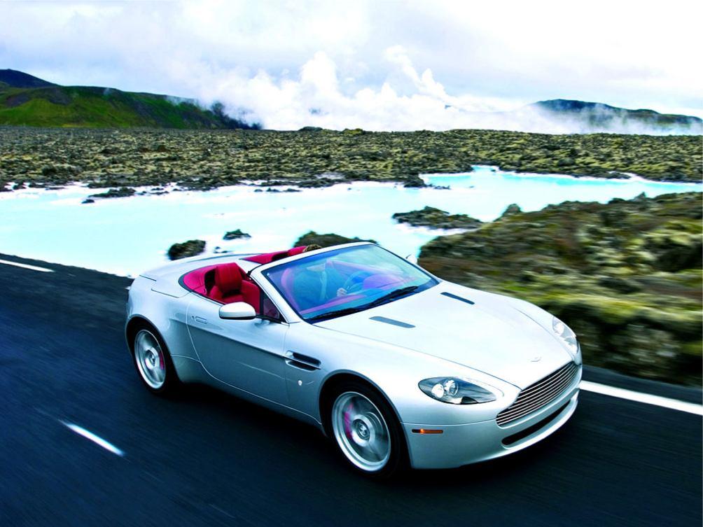 Les nouvelles photos de : V8-Vantage-Roadster