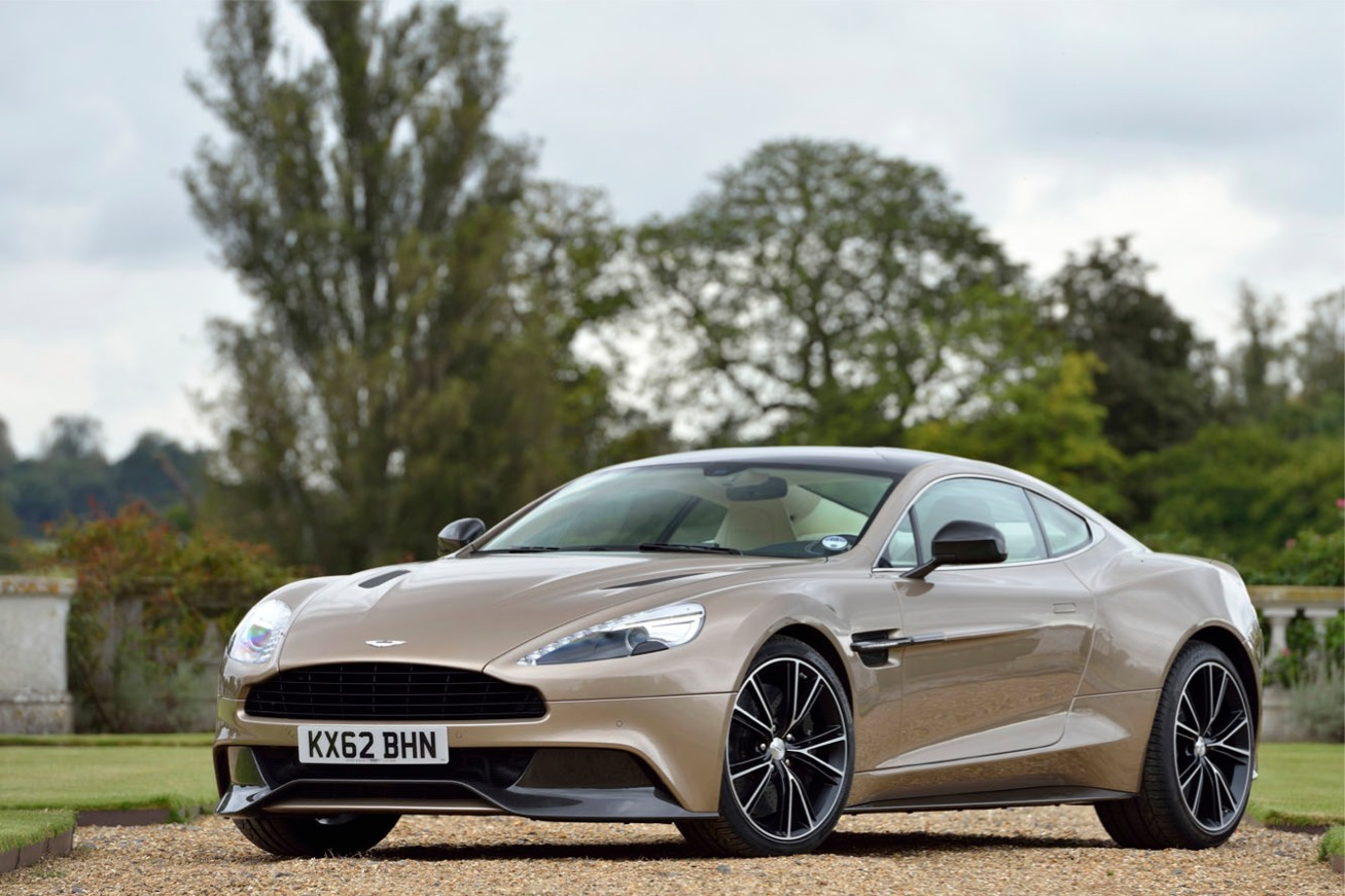 Nouvelle photo : Aston-MartinVanquish-2013