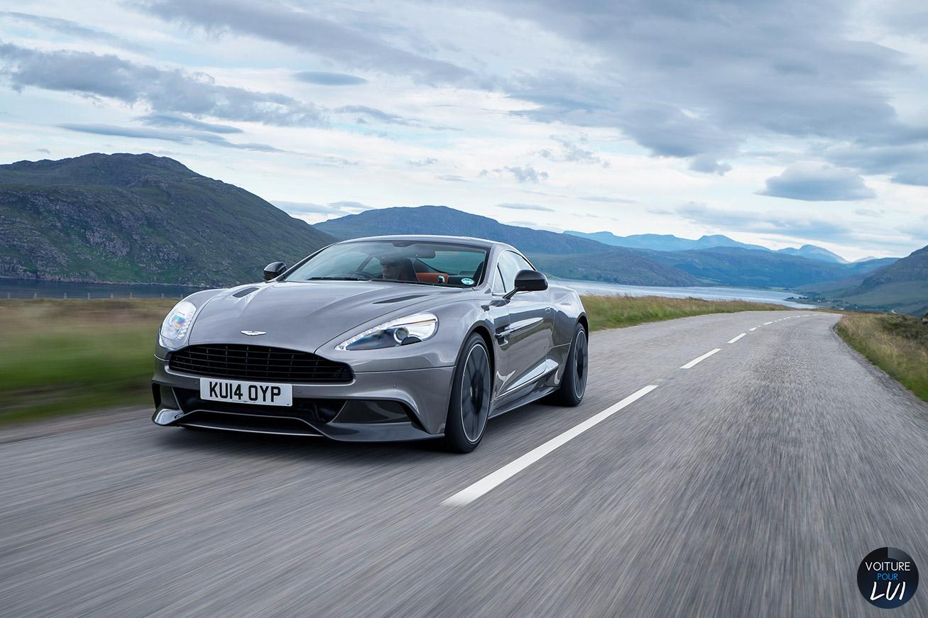 Aston Martin Vanquish 2015