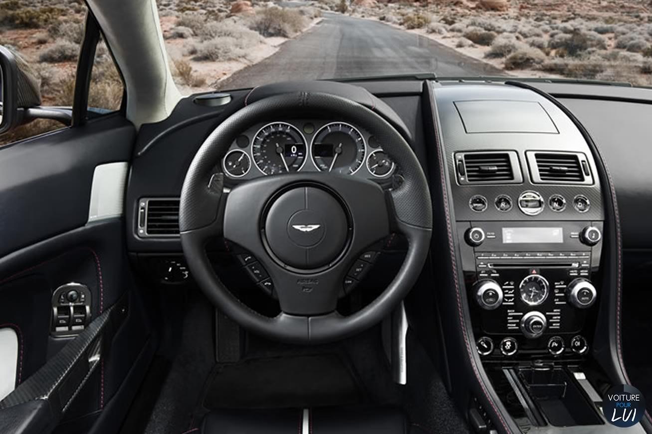 Vantage S Roadster V12 2015