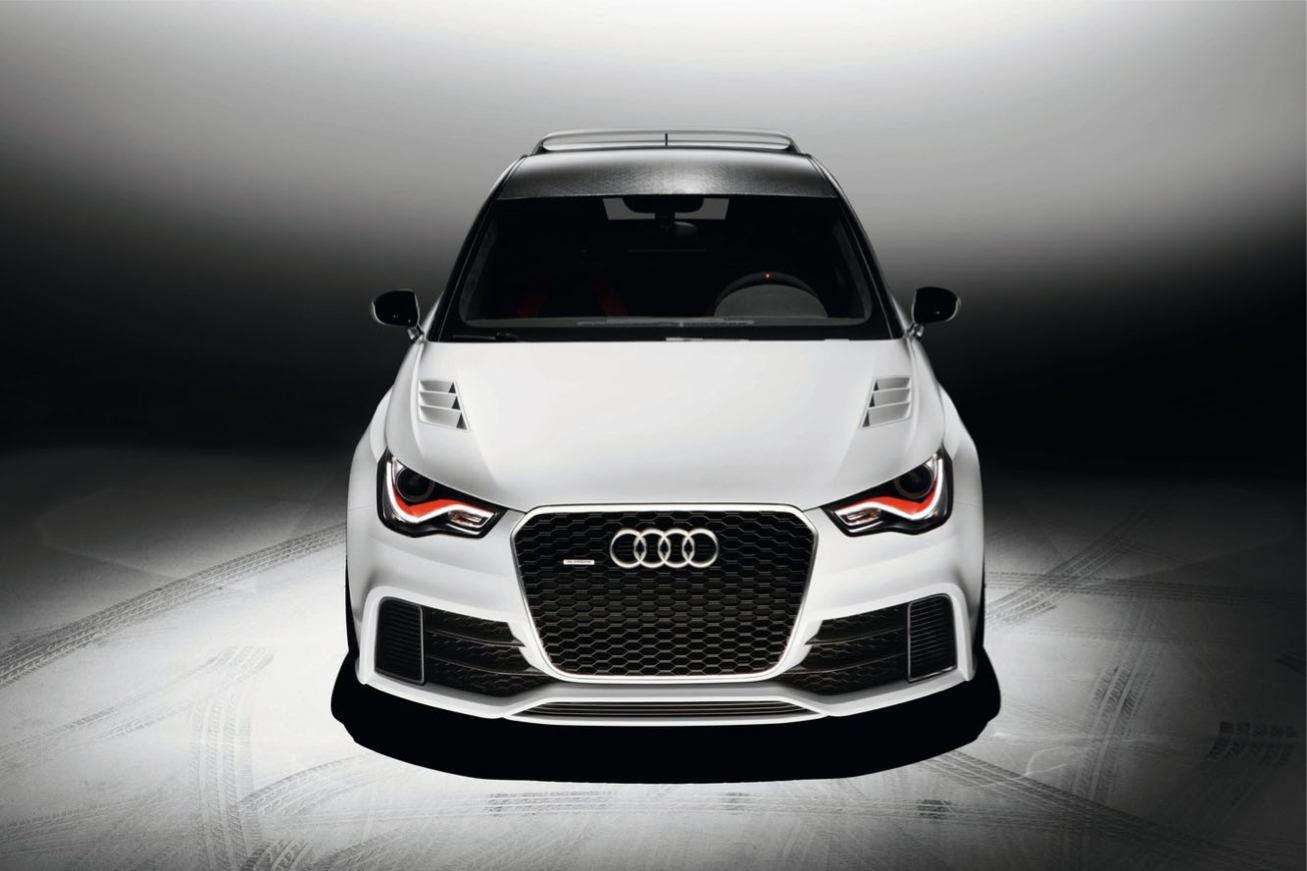 Les nouvelles photos de : A1-Clubsport-Quattro-Concept