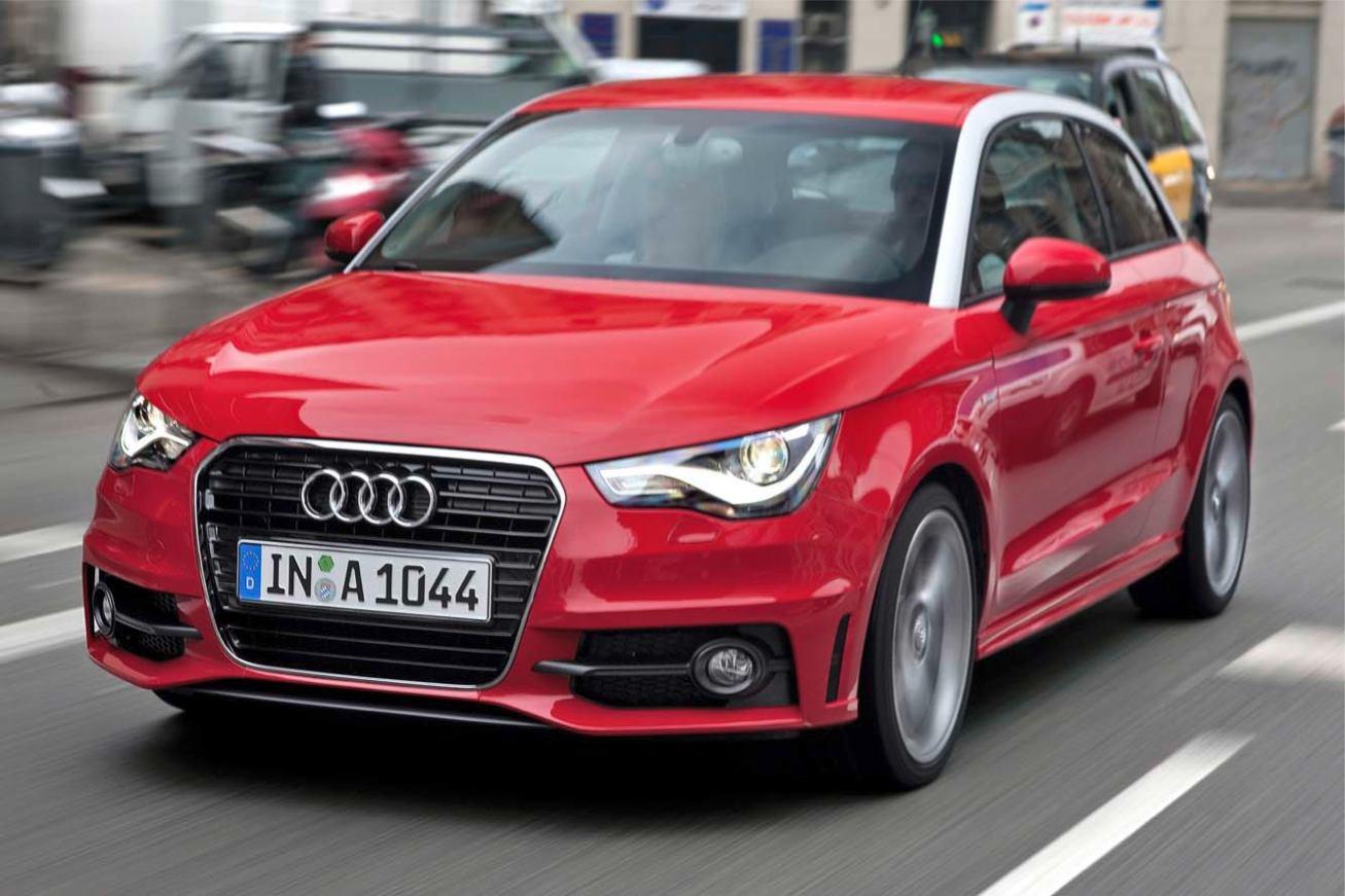 Audi A1 photo