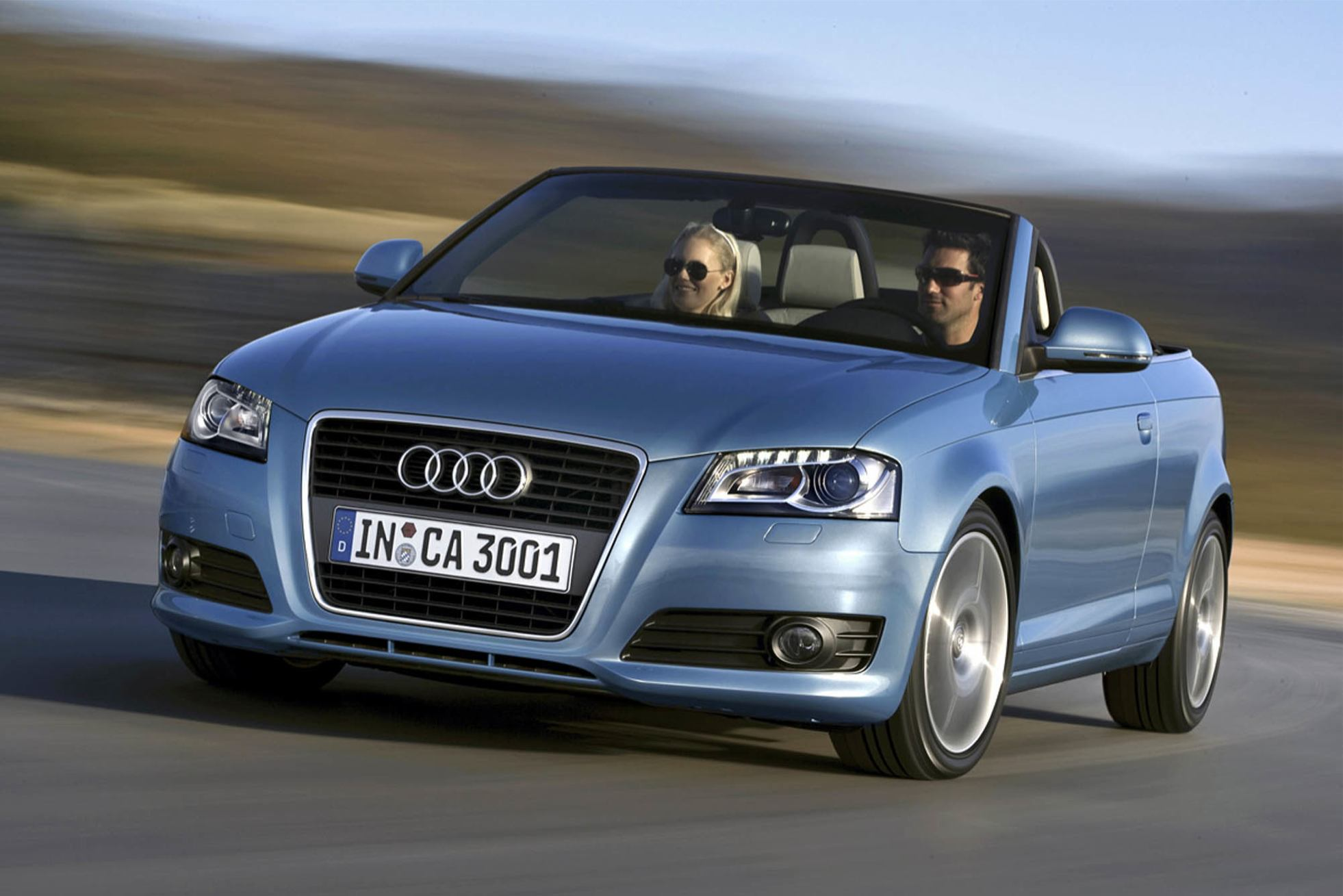 Audi A3-Cabriolet photo