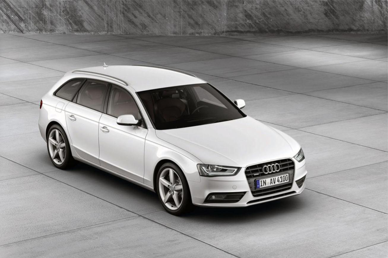 Audi A4 Avant 2012