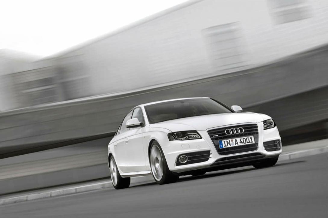Audi A4 photo