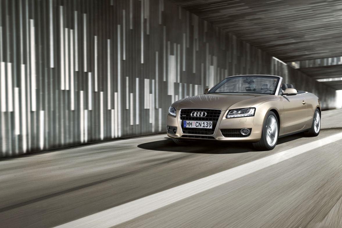 Audi A5-Cabriolet photo