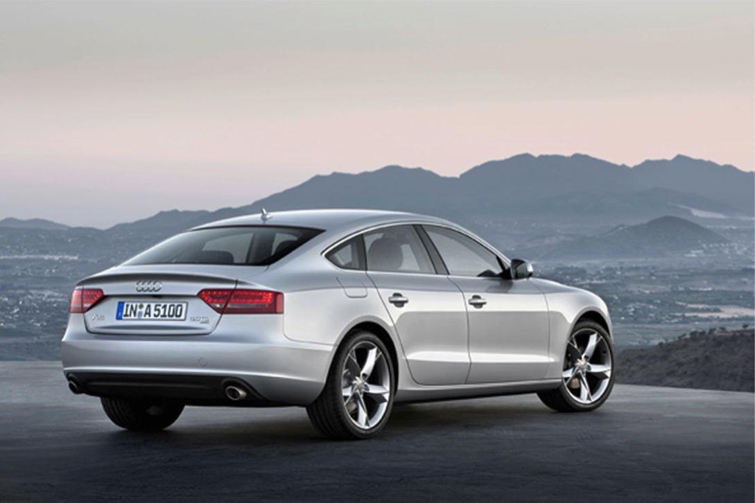 Audi A5-Sportback photo