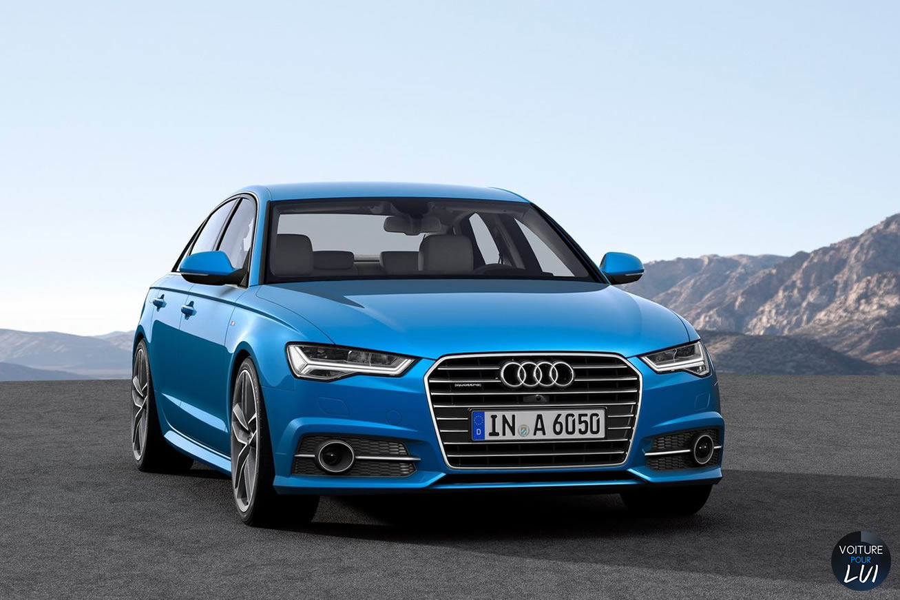 Nouvelle photo : AudiA6-2015