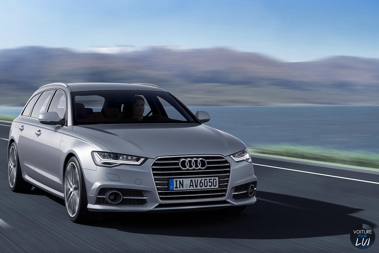 Toutes les photos audi a6 avant 2015 sur voiture pour lui for Audi a6 avant interieur