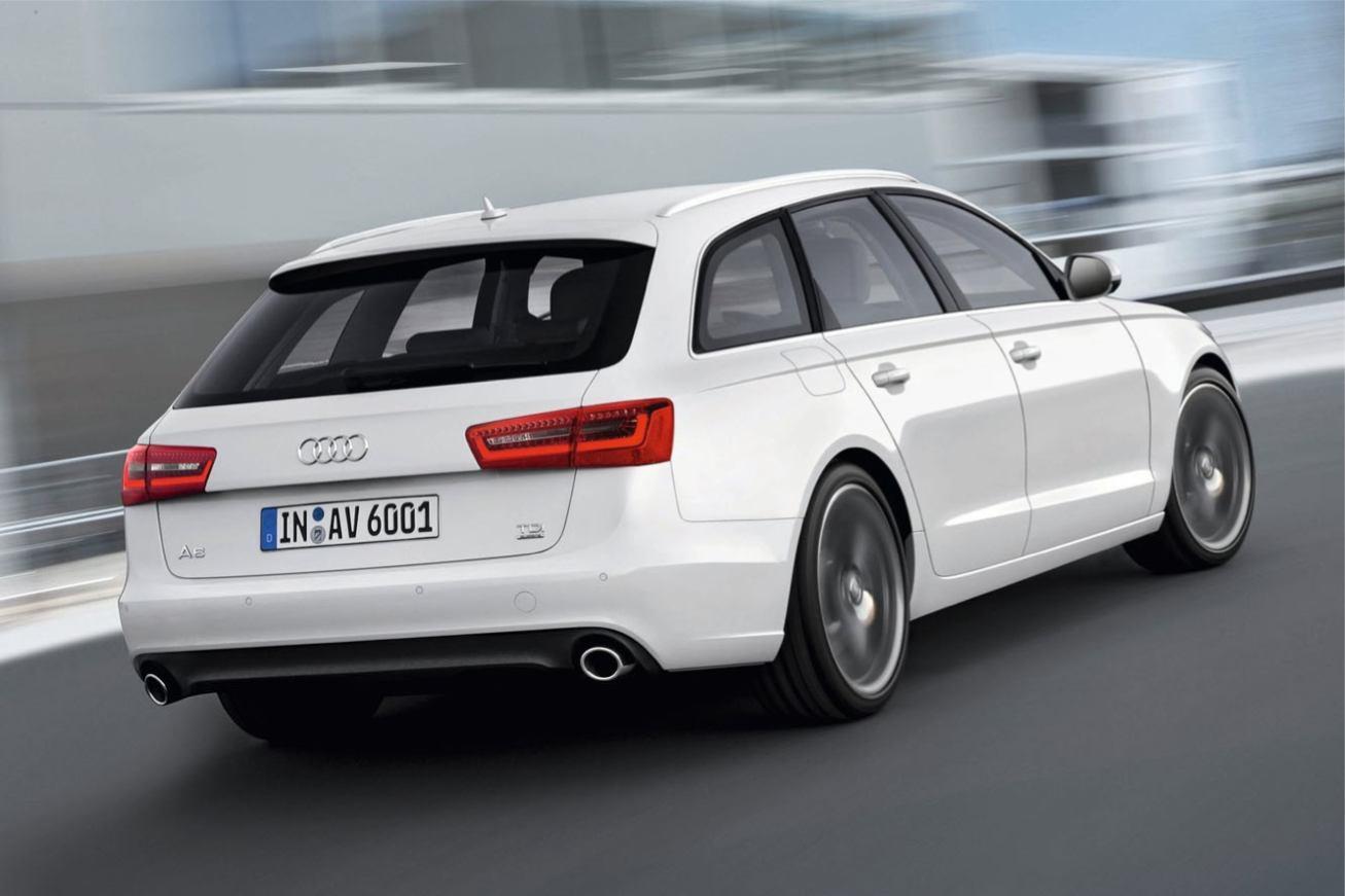 Audi A6-Avant photo