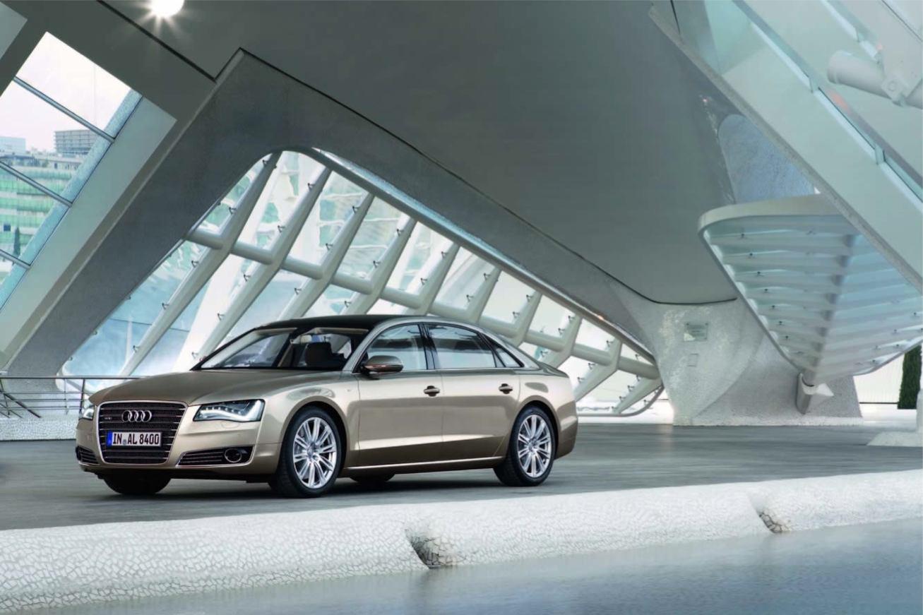 Audi A8 L 2011