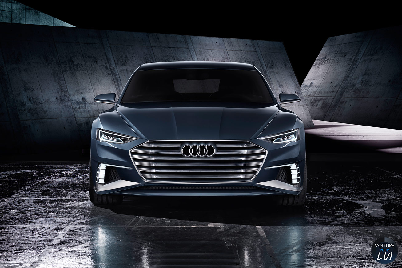 audi prologue avant concept 2016 voiture pour lui. Black Bedroom Furniture Sets. Home Design Ideas