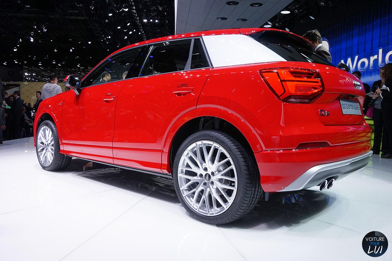 Audi salon