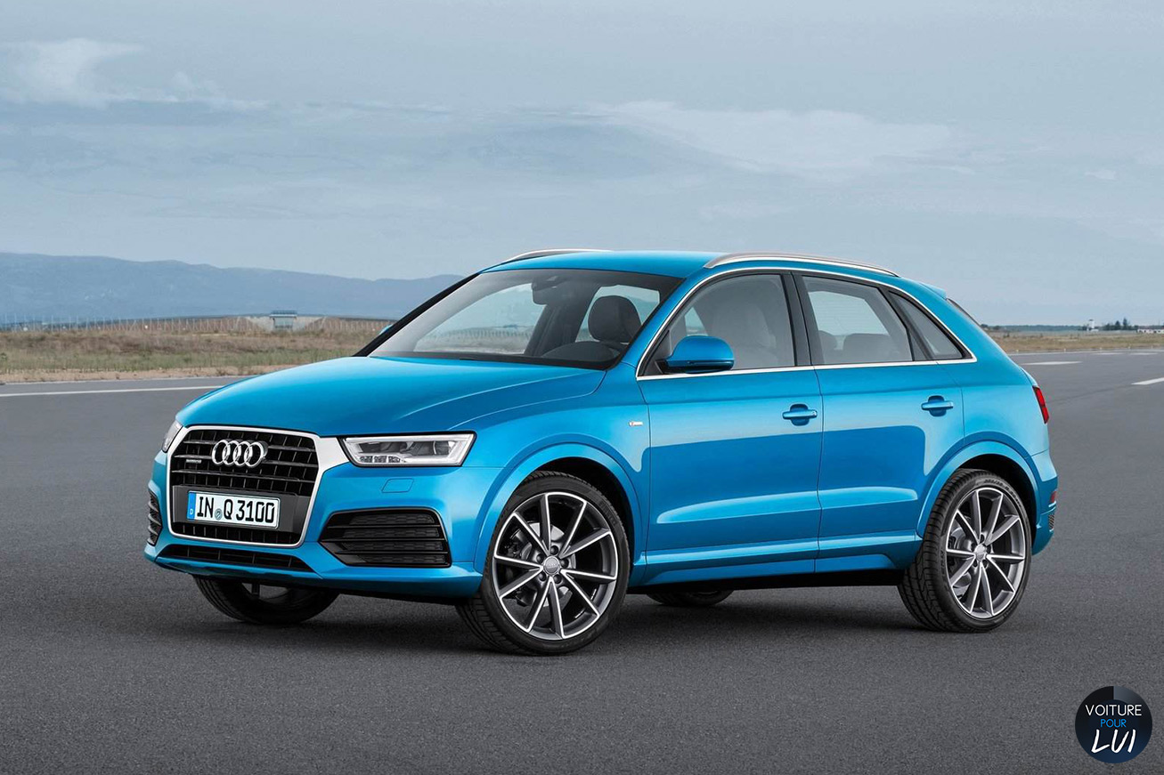 Nouvelle photo : AudiQ3-2015