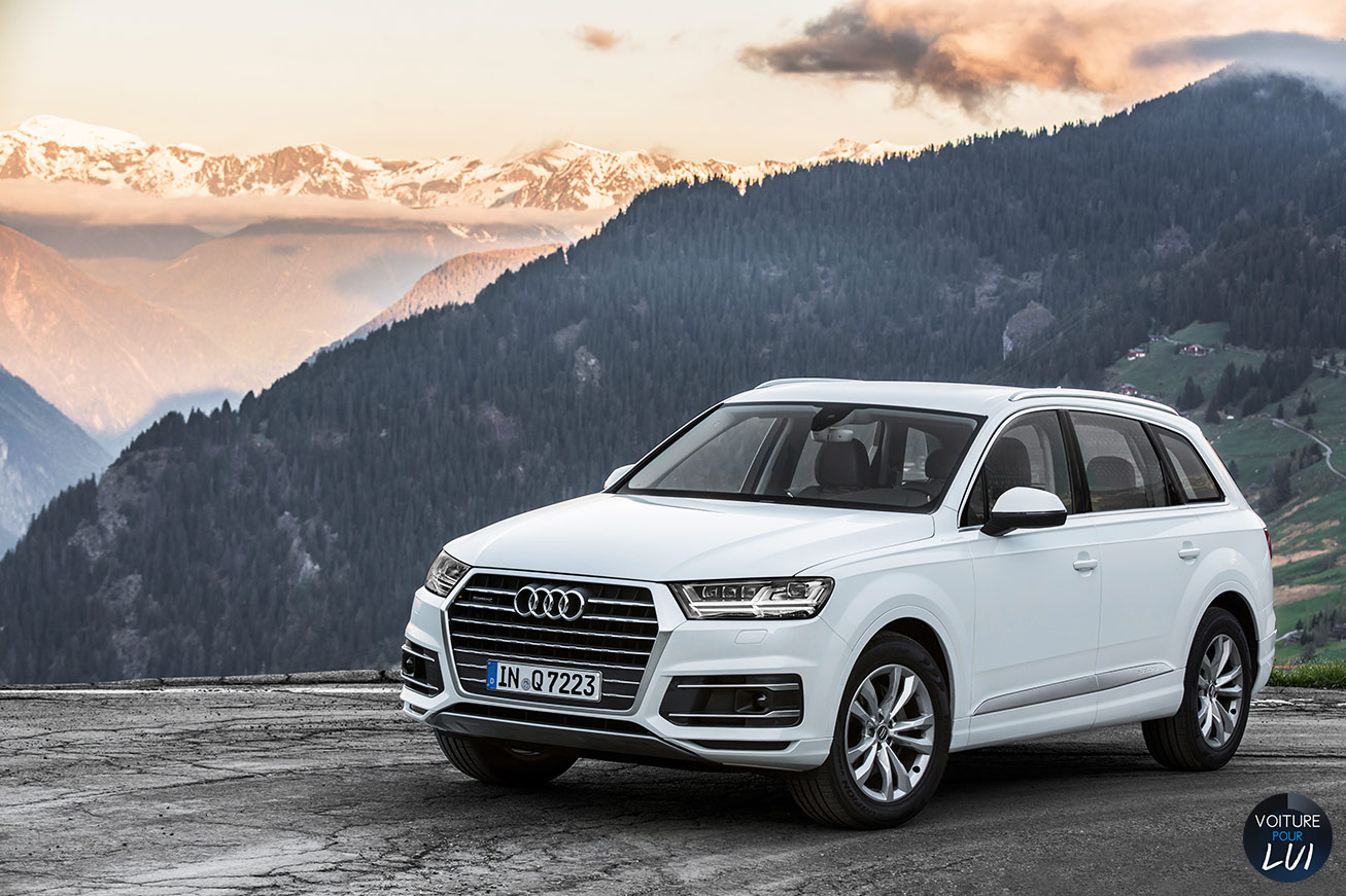 Audi Q7-2015