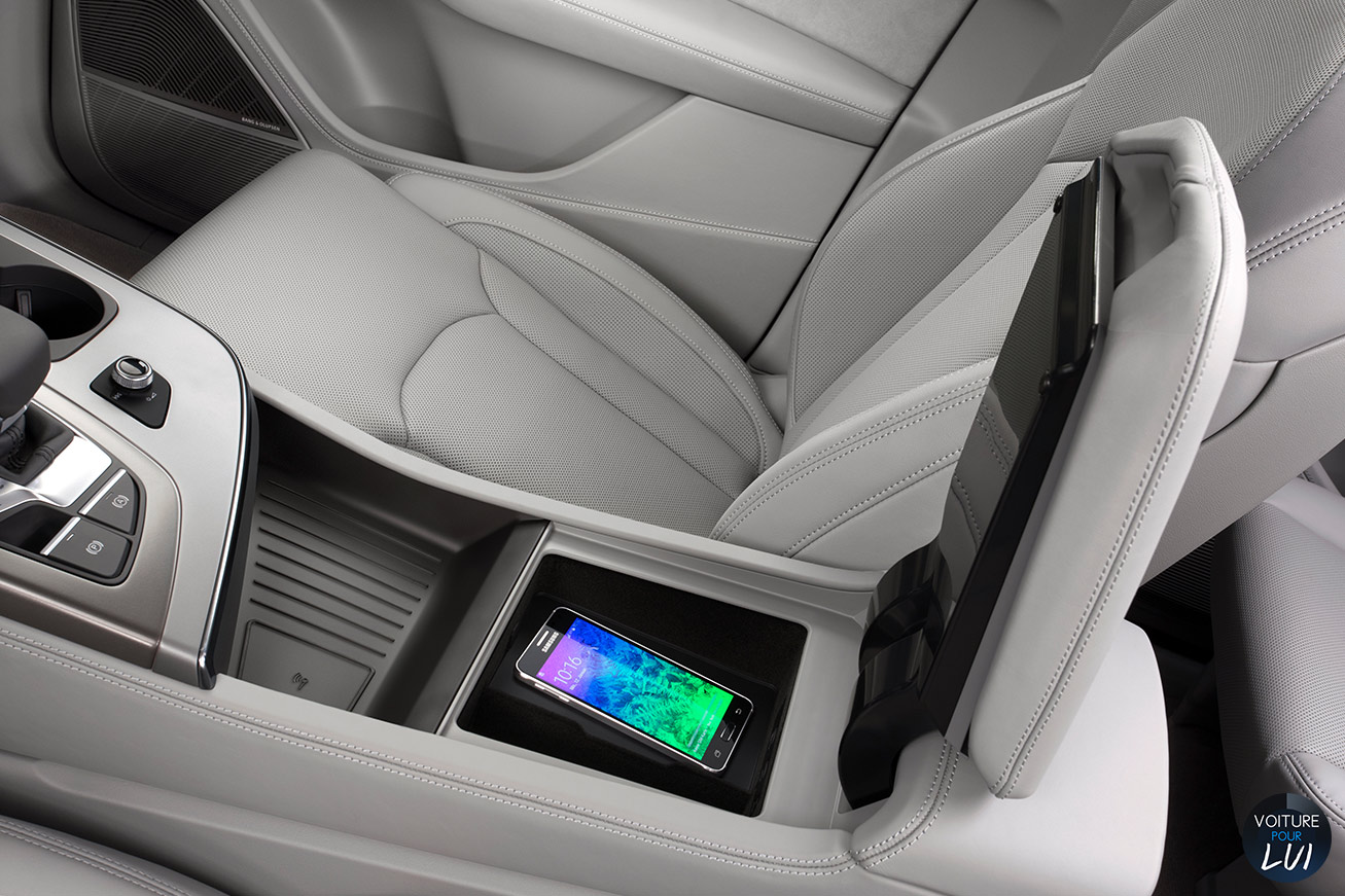 Photos audi q7 2015 2015 numero 25 for Interieur q7