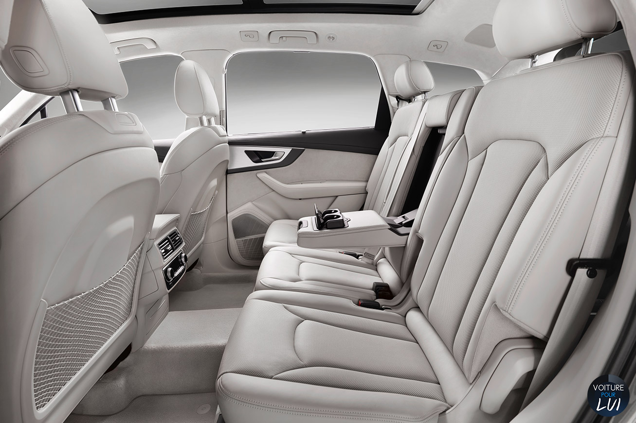 Audi q7 2015 audi q7 2015 004 for Interieur q7