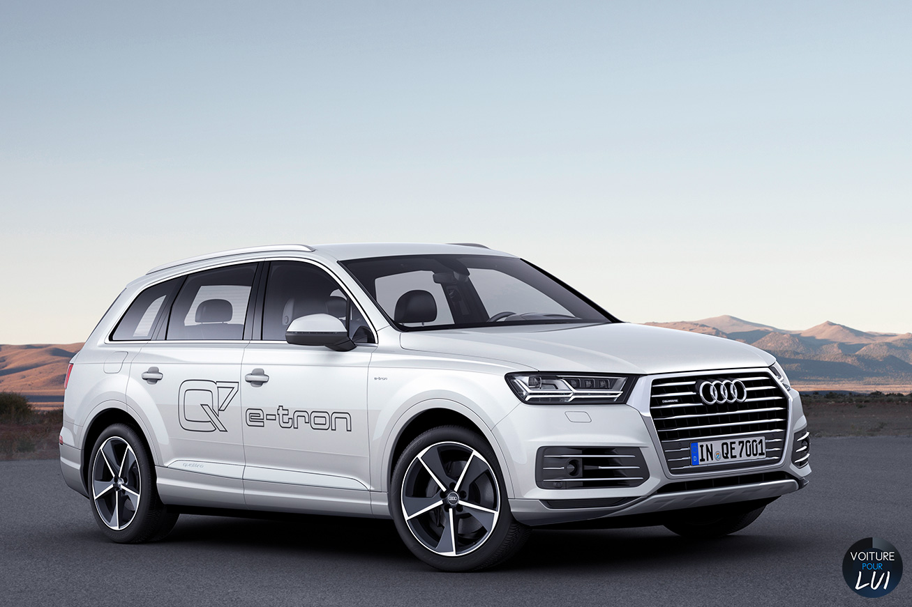 Nouvelle photo : AudiQ7-e-tron