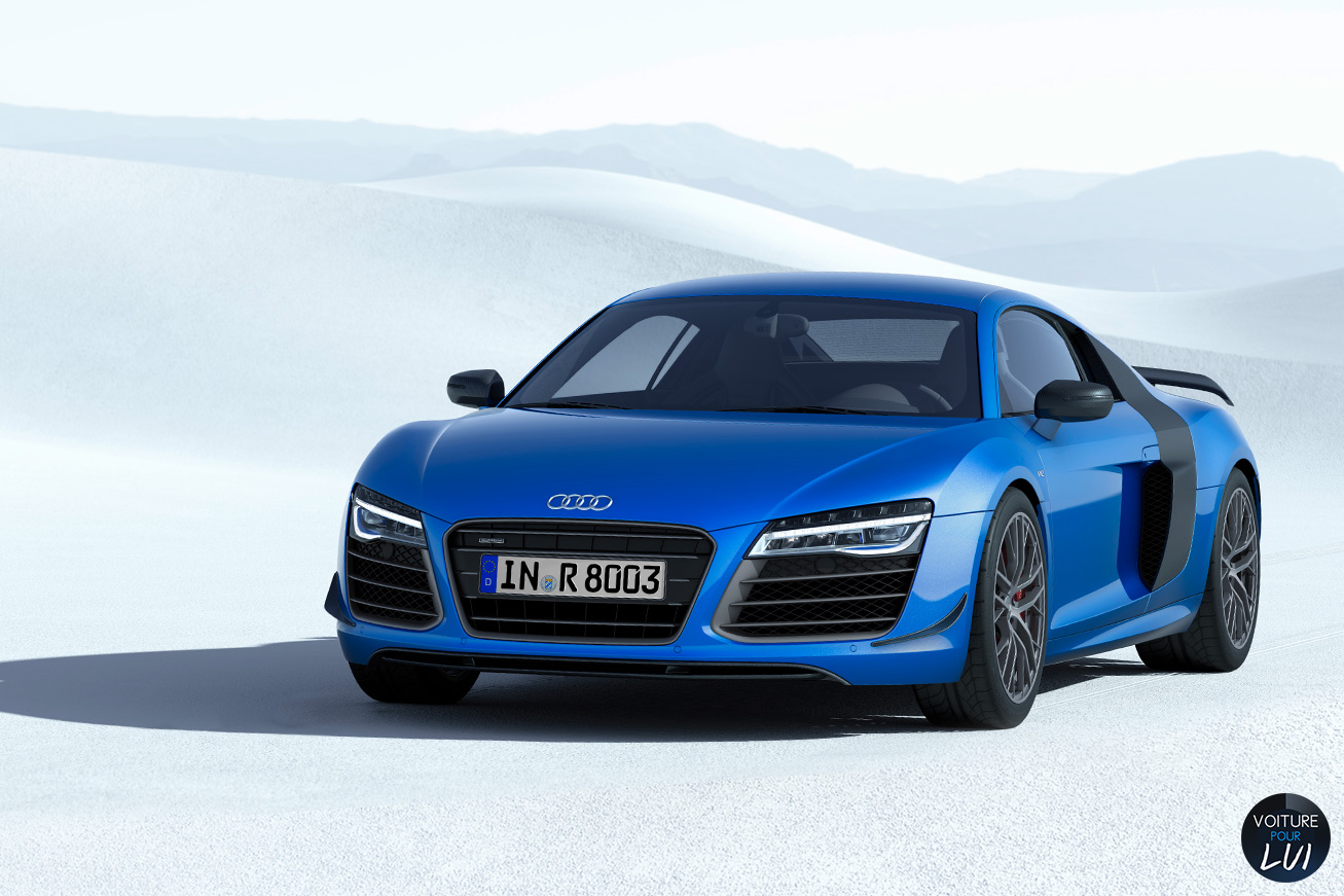 Nouvelle photo : AudiR8-LMX
