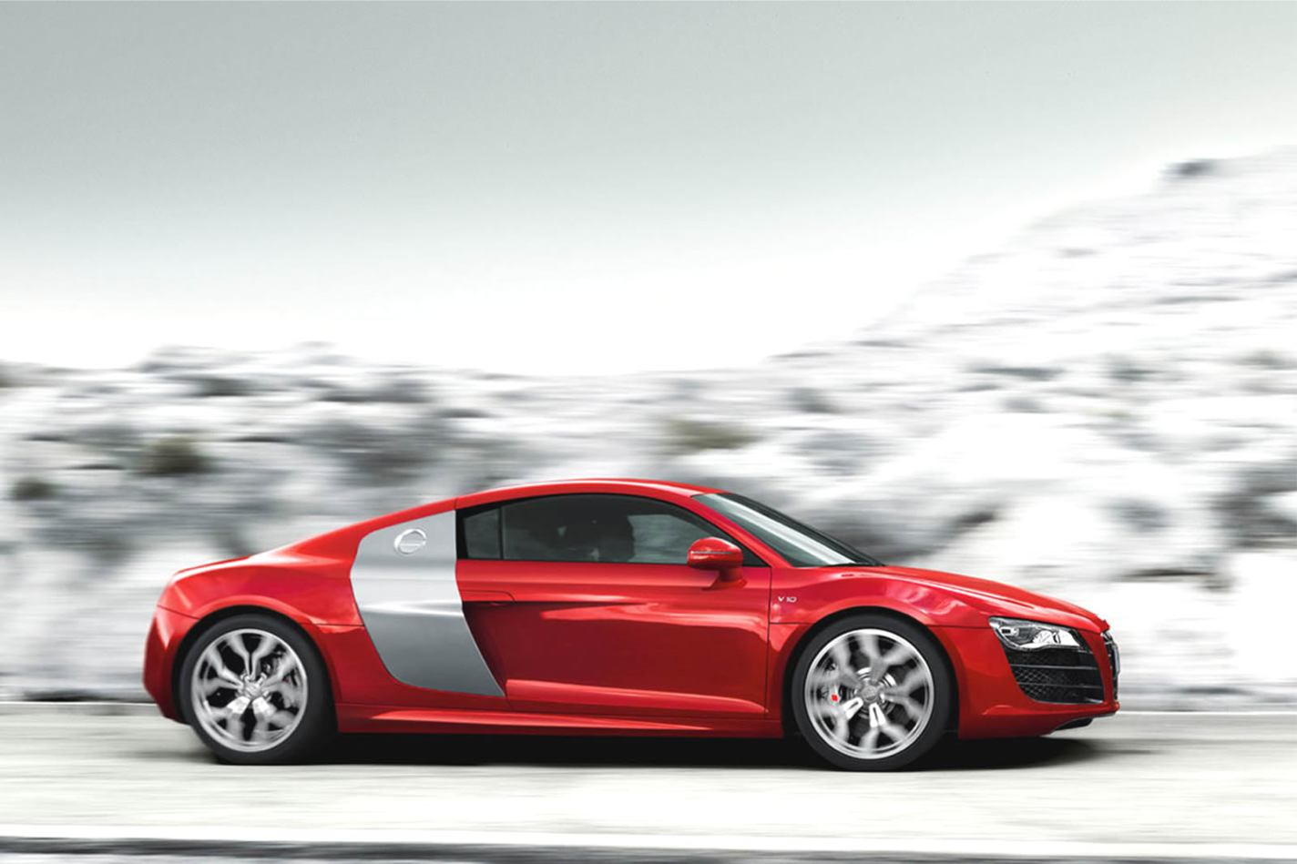 Photo audi r8 v10 fsi quattro 2008 for Garage skoda sion