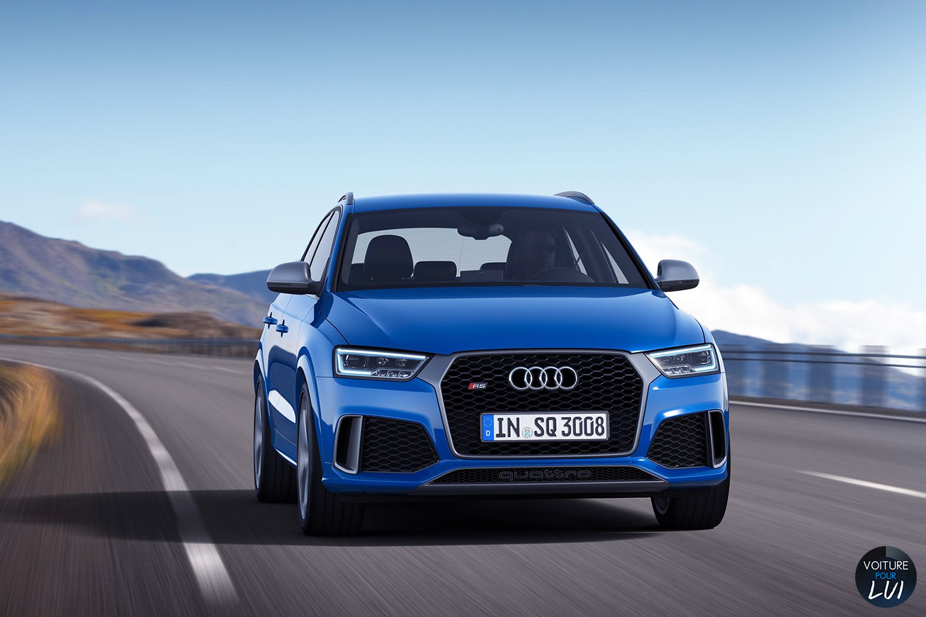 Nouvelle photo : AudiRS-Q3-Performance