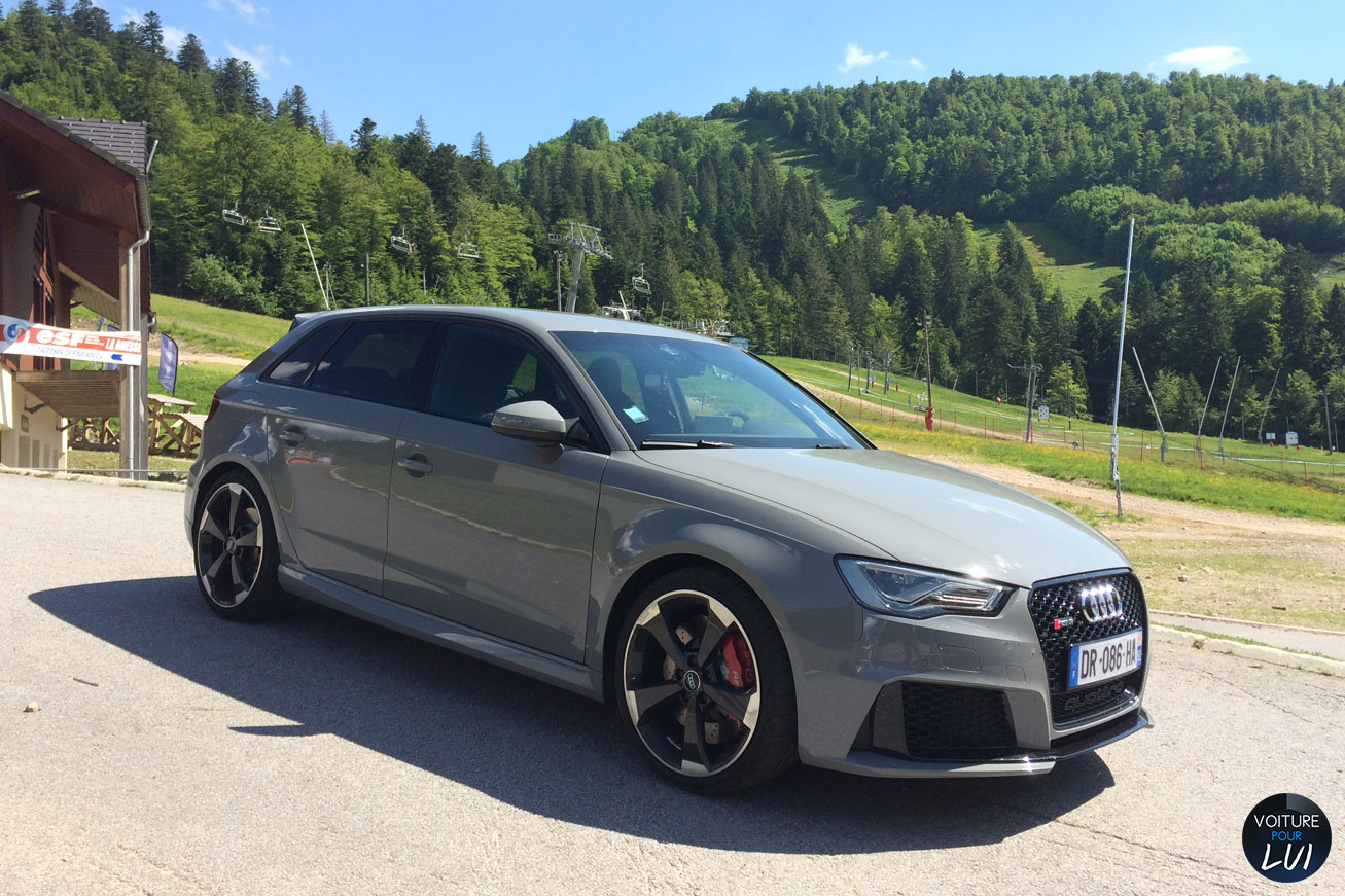 Nouvelle photo : AudiRS3-2015