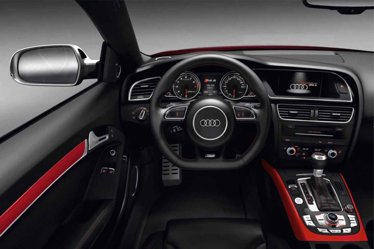 Photos Audi RS5-2012 numero 12