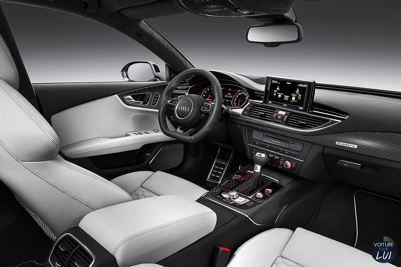 Audi Rs7 Sportback 2014 Voiture Pour Lui