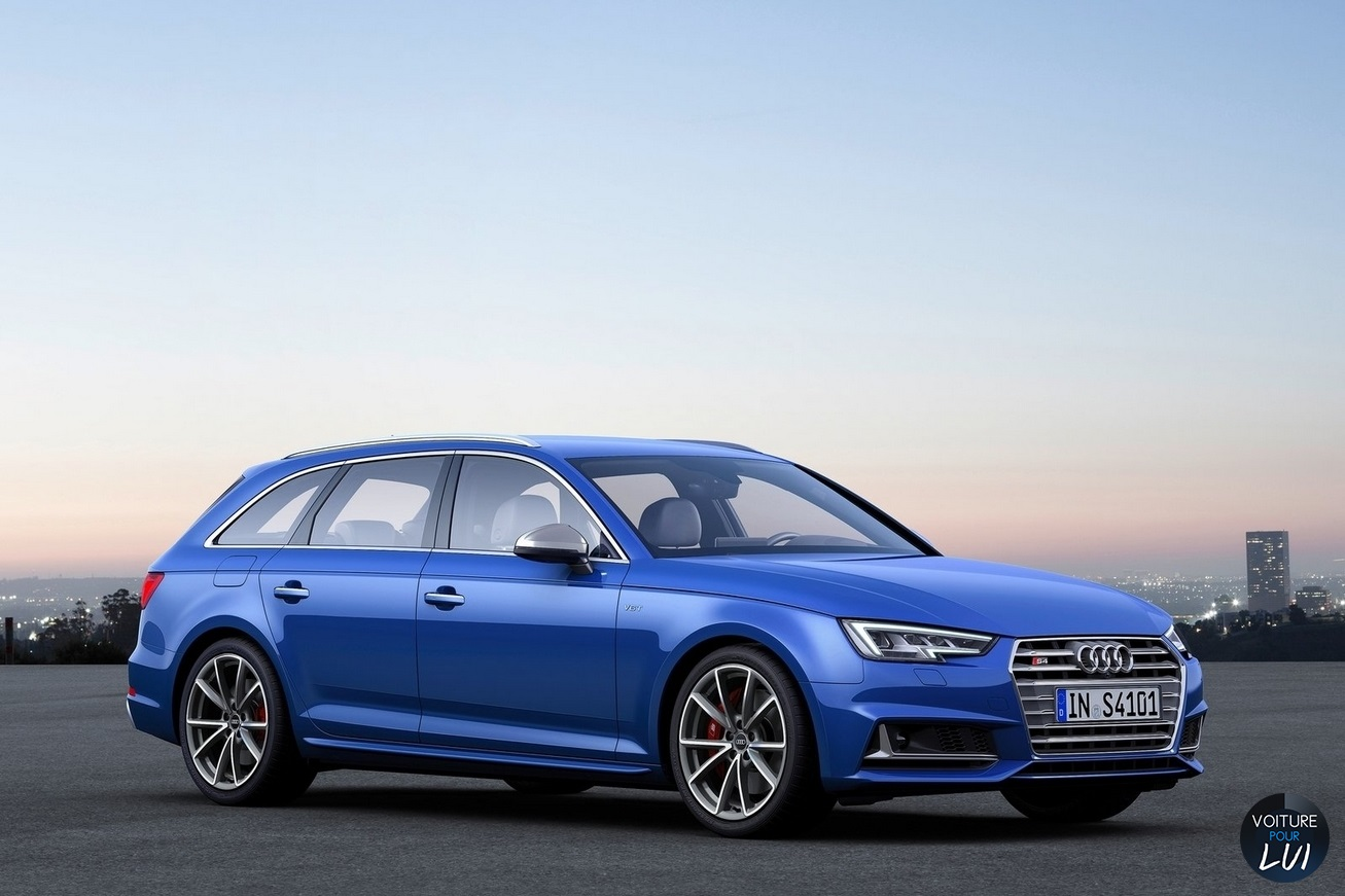Nouvelle photo : AudiS4-Avant-2016