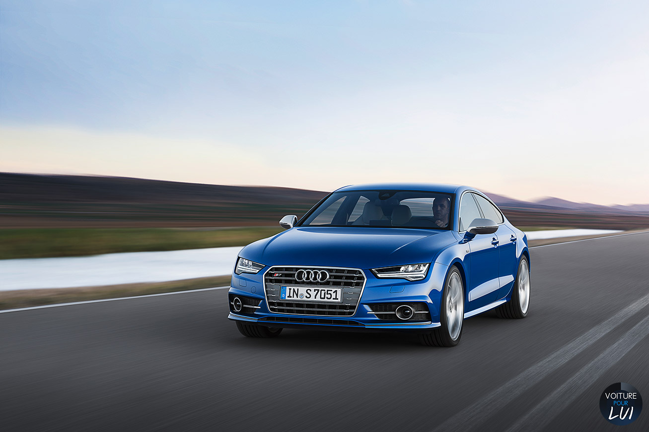 Audi S7 Sportback 2014