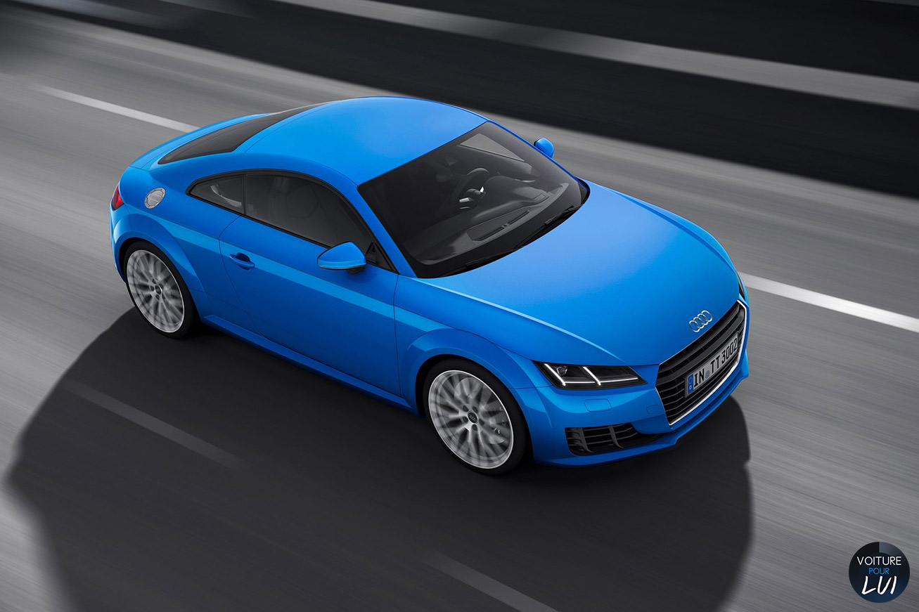 Nouvelle photo : AudiTT-Coupe-2015