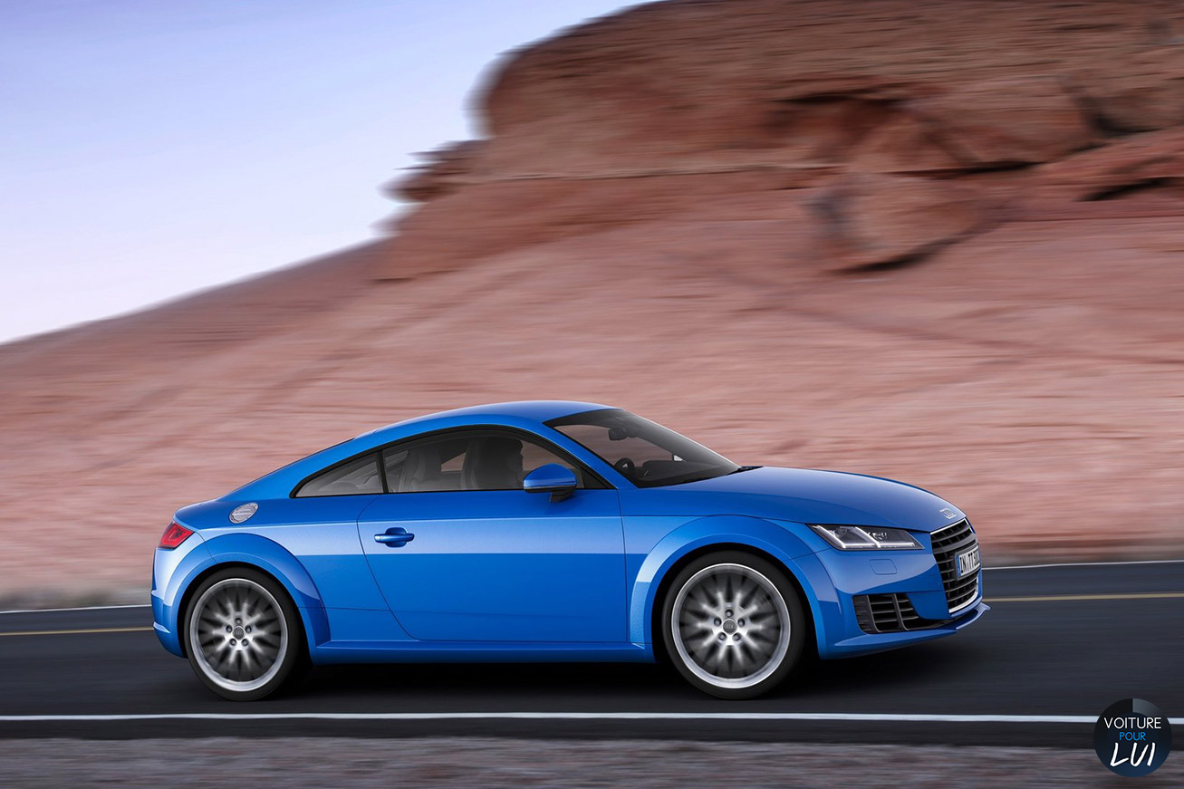 TT Coupe 2015
