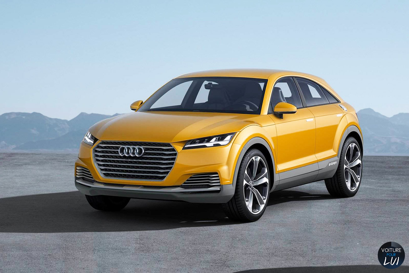 Nouvelle photo : AudiTT-Offroad-Concept