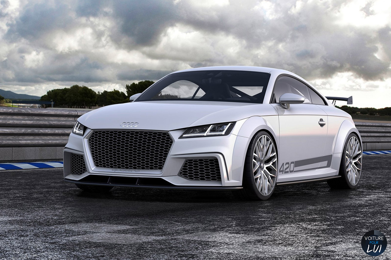 Nouvelle photo : AudiTT-Quattro-Concept