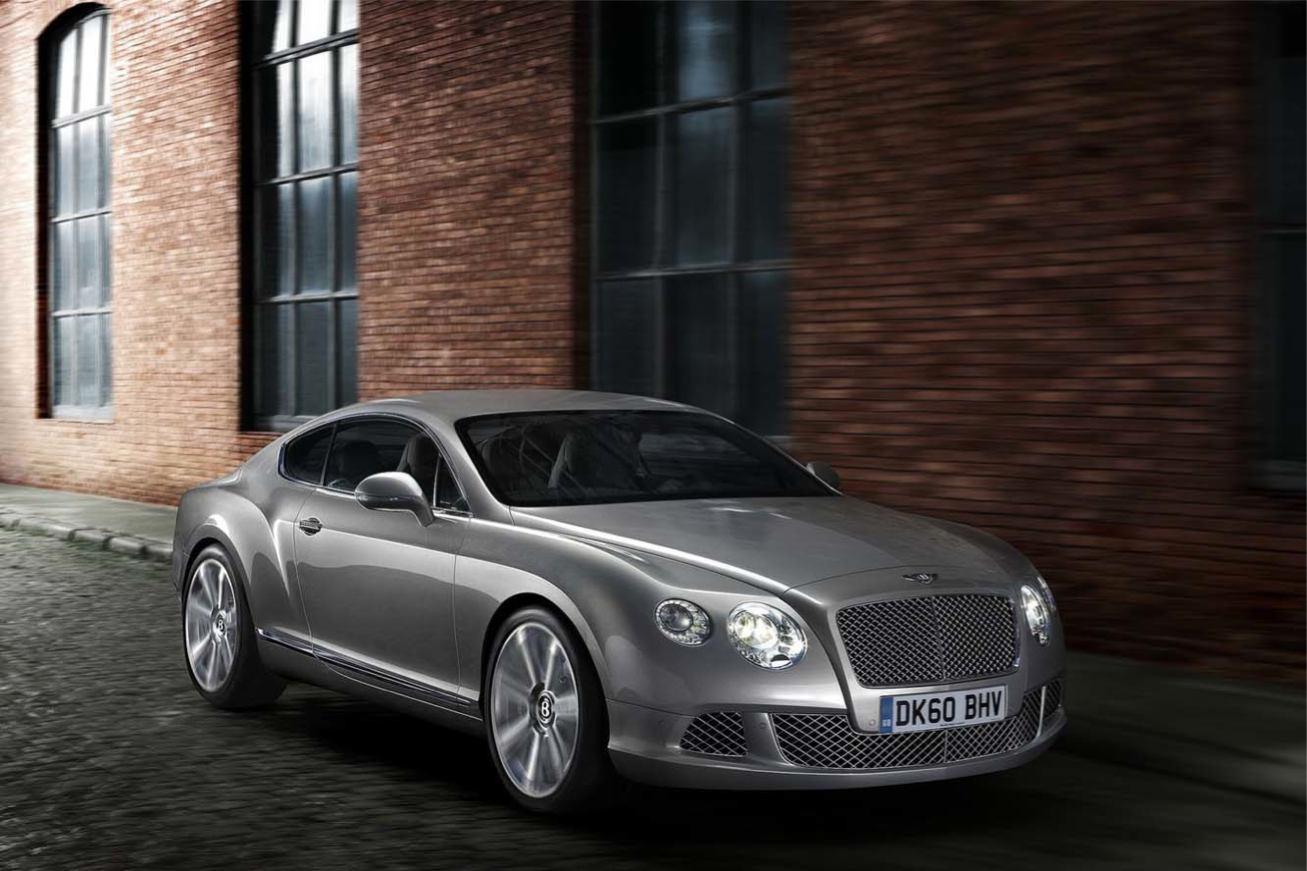 Les nouvelles photos de : Continental-GT-2011