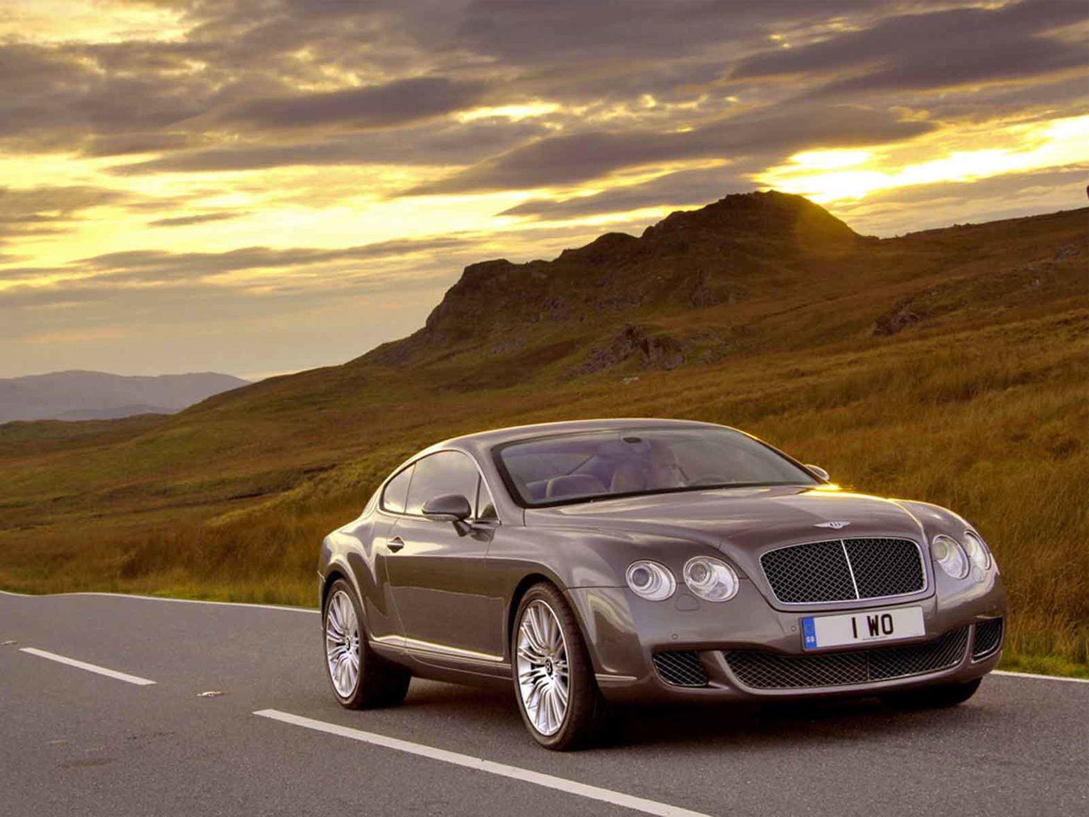 Les nouvelles photos de : Continental-GT-Speed-2009